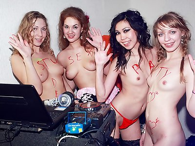 Real college fuck-a-thon as you've never seen it before